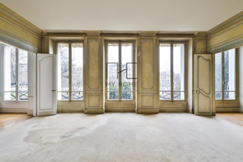 Deluxe sale apartment Paris 16ème 2190000€ - Picture 1