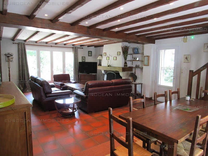 Location vacances maison / villa Lacanau ocean 1175€ - Photo 4