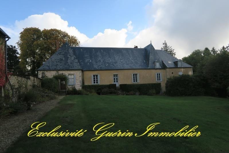 Vente château Ouroux en morvan 425000€ - Photo 2