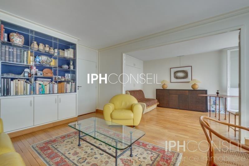 Sale apartment Neuilly sur seine 670000€ - Picture 1
