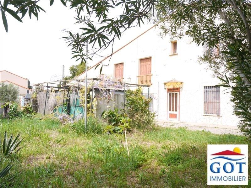 Verkoop  huis St laurent de la salanque 312000€ - Foto 1