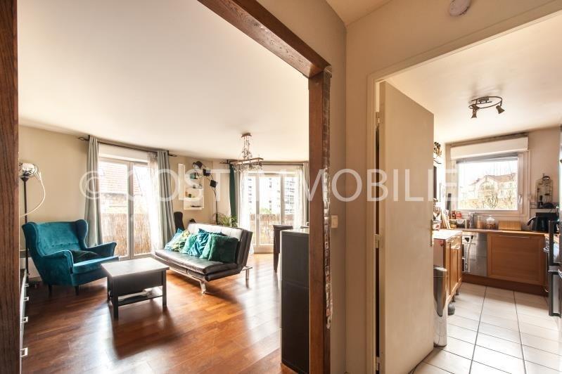 Venta  apartamento Asnières sur seine 399000€ - Fotografía 1