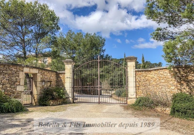 Verkoop van prestige  huis Tresques 698000€ - Foto 2
