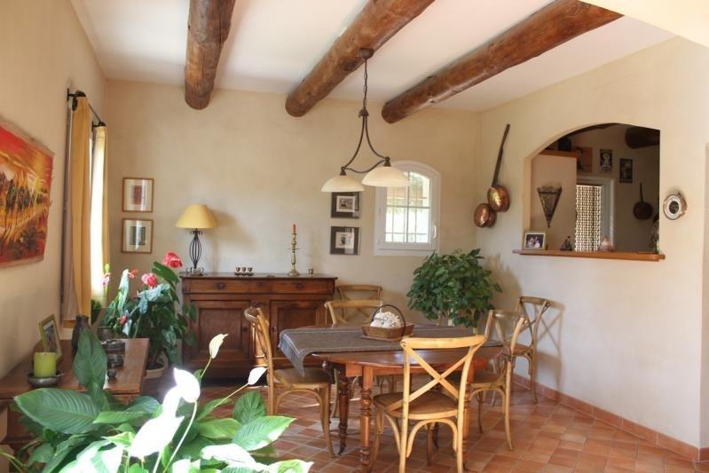 Vente maison / villa Rochefort du gard 530000€ - Photo 8