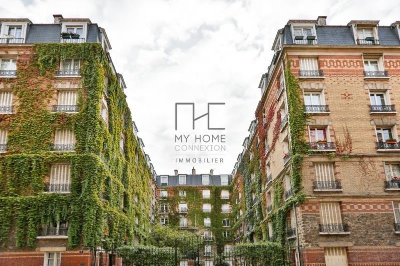 Venta de prestigio  apartamento Paris 16ème 1118000€ - Fotografía 1