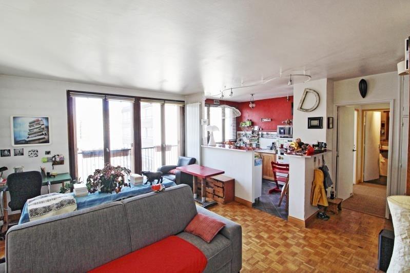 Vente appartement Paris 20ème 426400€ - Photo 1