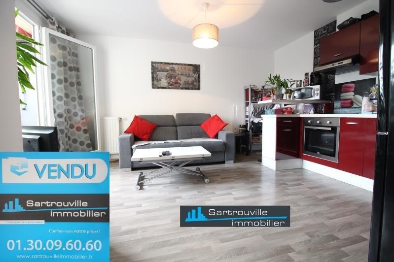Revenda apartamento Sartrouville 178500€ - Fotografia 1
