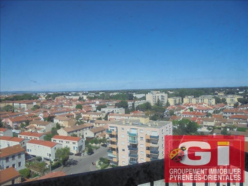 Vente appartement Perpignan 49900€ - Photo 4