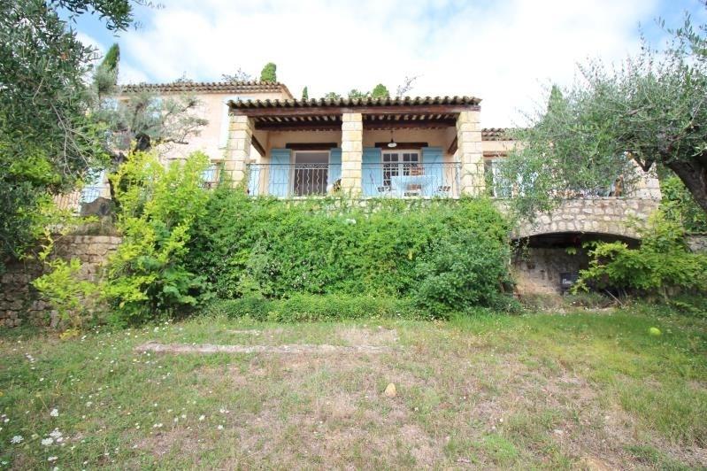 Vente de prestige maison / villa Grasse 639000€ - Photo 9