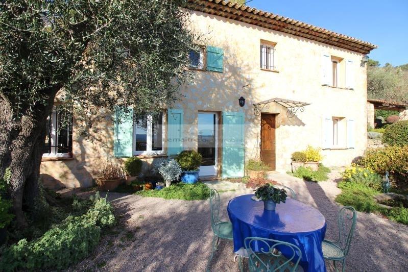 Vente de prestige maison / villa Le tignet 749000€ - Photo 4