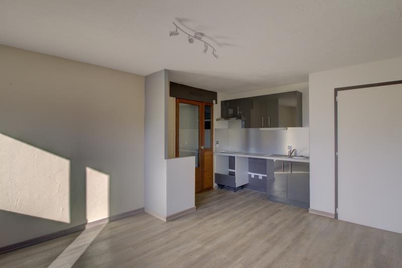 Rental apartment Le fayet 540€ CC - Picture 1