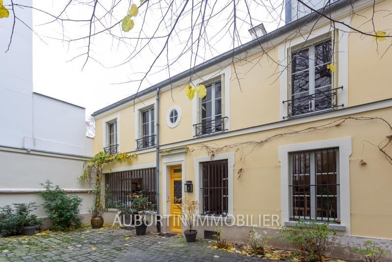 Vente de prestige appartement Paris 18ème 2140000€ - Photo 3