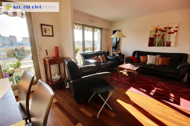 Vente appartement Paris 16ème 949000€ - Photo 4