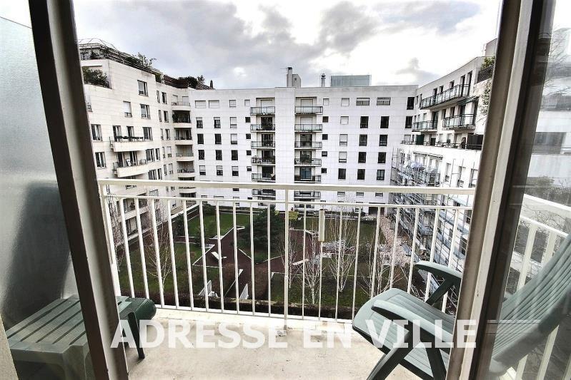 Sale apartment Levallois perret 205000€ - Picture 2