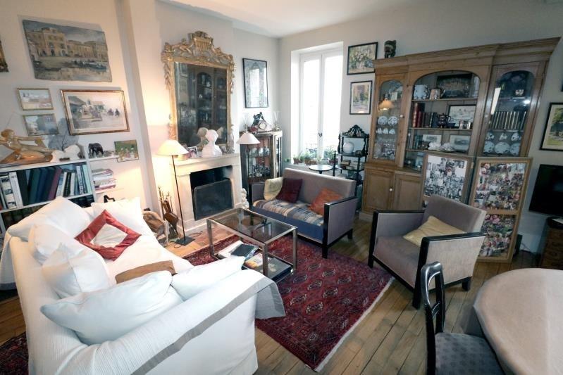 Vente appartement Versailles 860000€ - Photo 2