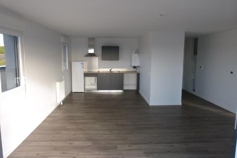Rental apartment Carpiquet 758€ CC - Picture 1