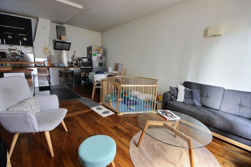 Verkoop  appartement Paris 18ème 499000€ - Foto 3