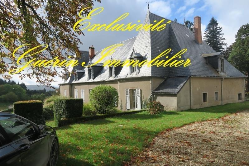 Vente château Ouroux en morvan 425000€ - Photo 1
