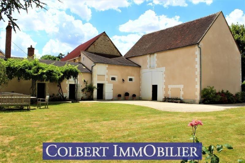 Venta de prestigio  casa Auxerre 583000€ - Fotografía 4