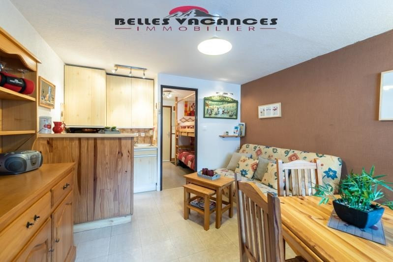 Vente appartement St lary soulan 91 000€ - Photo 2