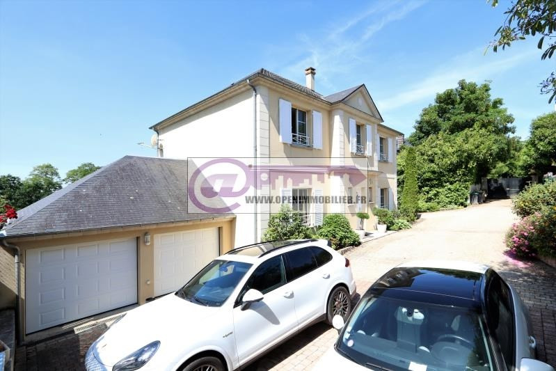Vente maison / villa Montmorency 790000€ - Photo 2