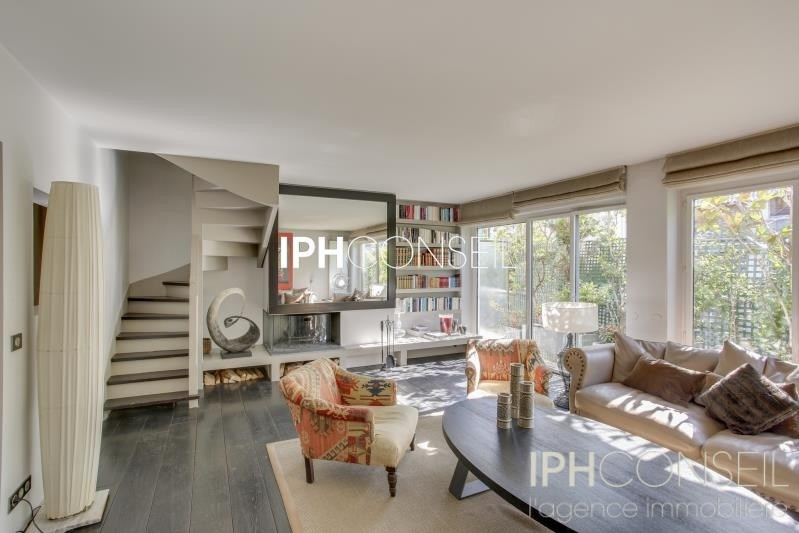 Deluxe sale apartment Neuilly sur seine 1 980 000€ - Picture 2