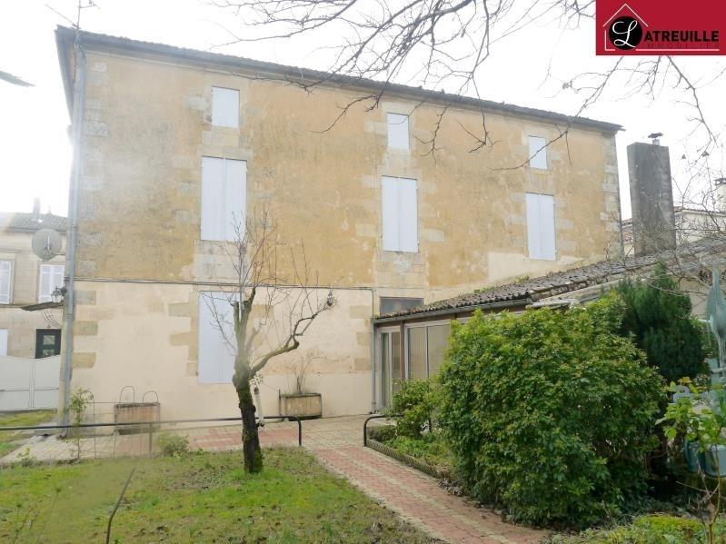 Sale house / villa Gemozac 333760€ - Picture 1