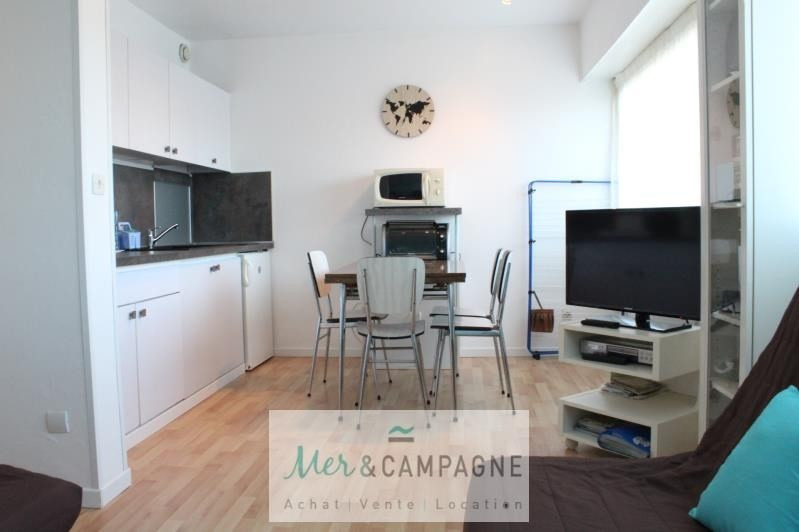 Sale apartment Fort mahon plage 79 500€ - Picture 1