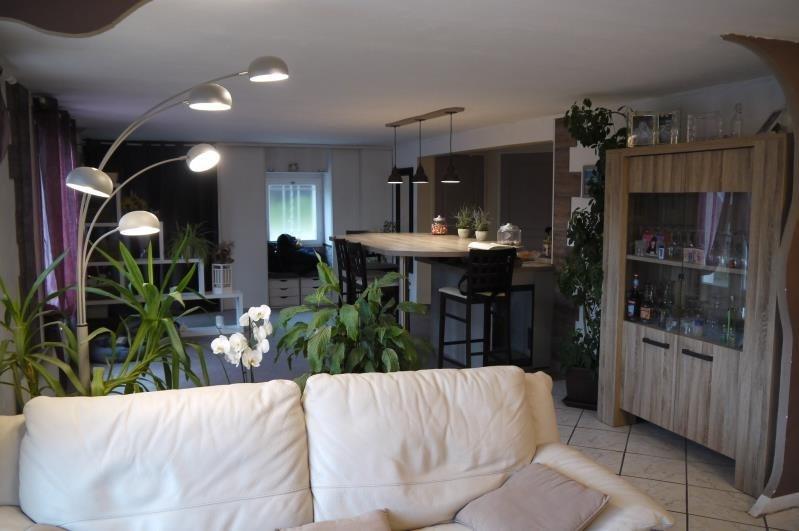 Venta  casa Clonas sur vareze 263000€ - Fotografía 7