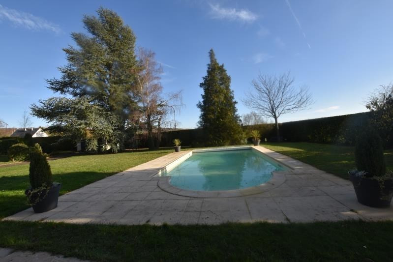 Life annuity house / villa Crespieres 945000€ - Picture 2