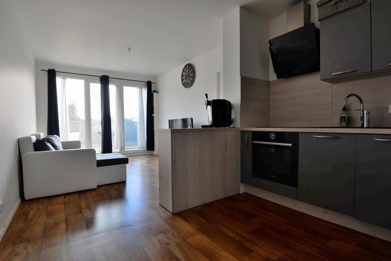 Sale apartment Fleury merogis 135000€ - Picture 1
