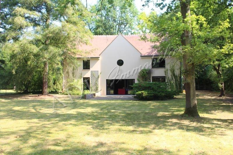 Deluxe sale house / villa Lamorlaye 650000€ - Picture 9