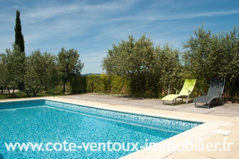 Vente maison / villa Mazan 493500€ - Photo 9