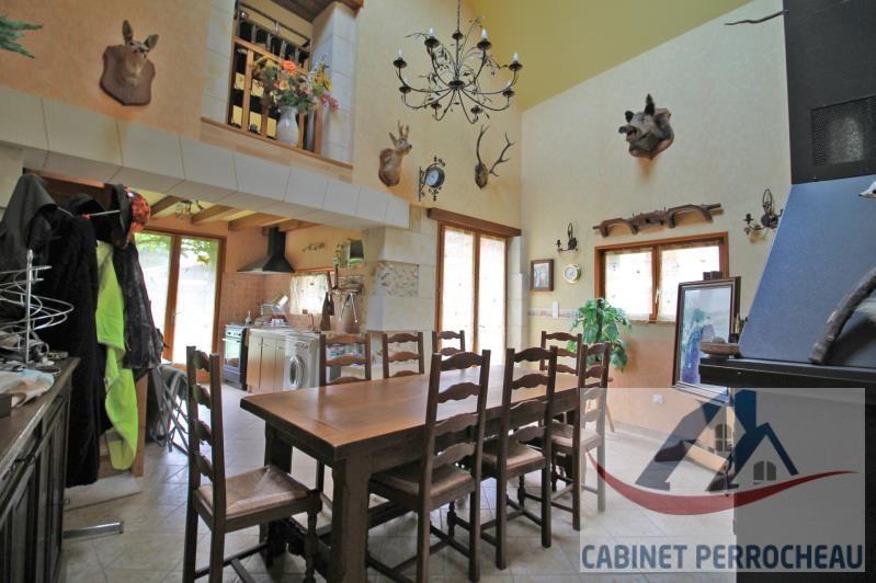 Sale house / villa La chartre sur le loir 176000€ - Picture 7