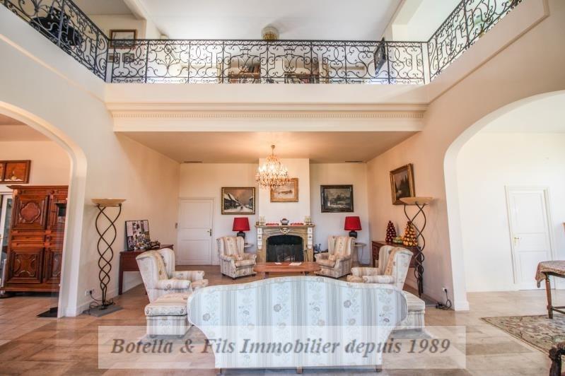 Vente de prestige maison / villa Uzes 1290000€ - Photo 4