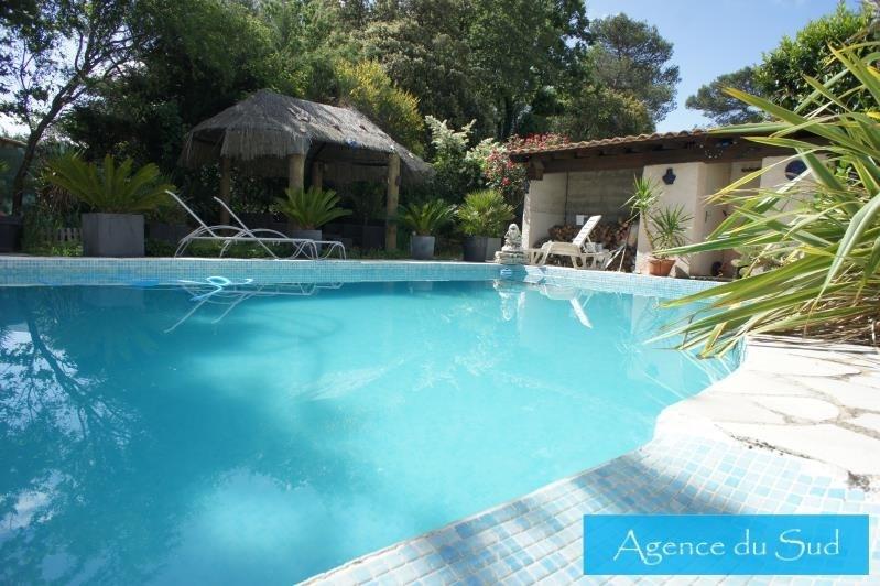 Vente de prestige maison / villa Belcodene 599000€ - Photo 10