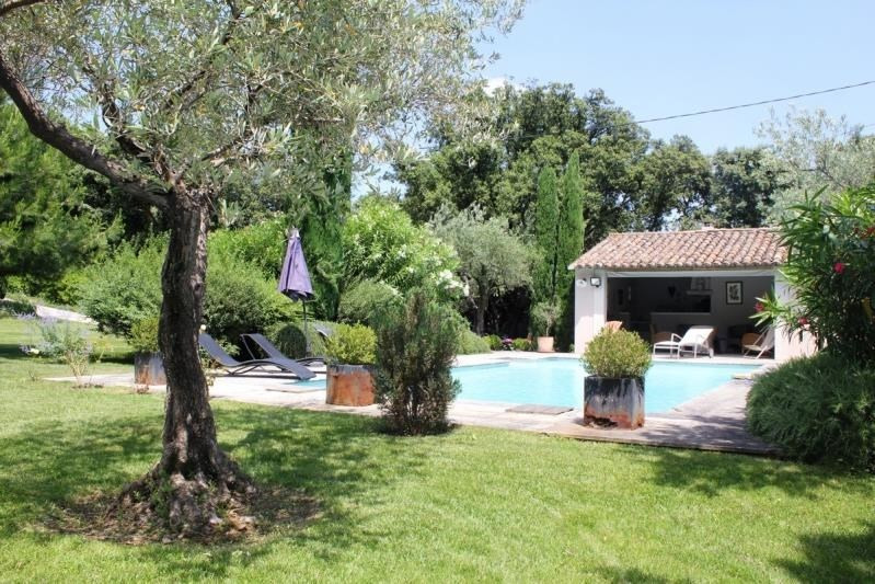 Vente de prestige maison / villa Rochefort du gard 995000€ - Photo 2