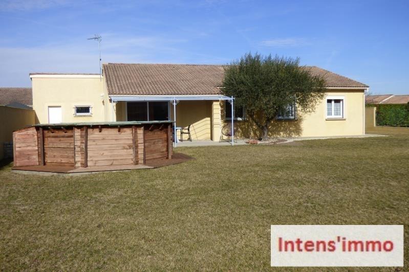 Vente maison / villa Mours st eusebe 273000€ - Photo 1