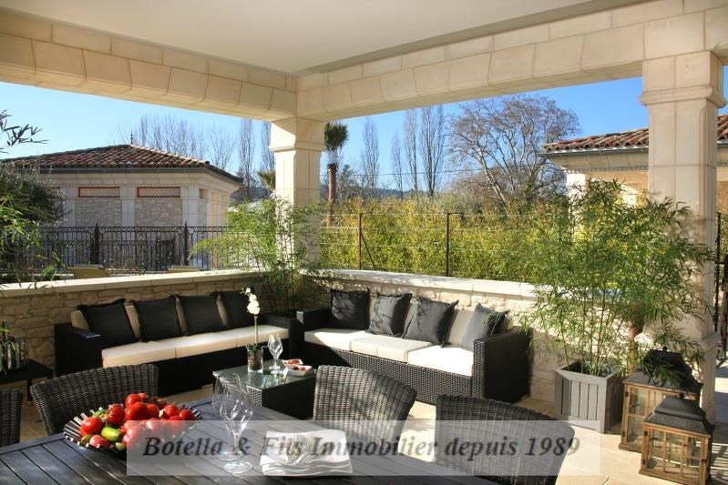 Vente de prestige appartement Uzes 295 000€ - Photo 5