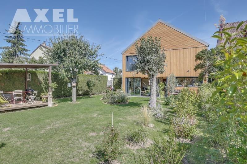 Sale house / villa Bois d'arcy 551200€ - Picture 13
