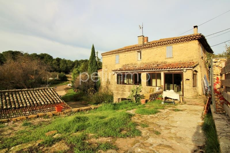 Sale house / villa Cornillon confoux 545000€ - Picture 2