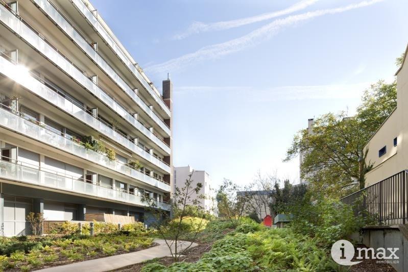 Sale apartment Courbevoie 470000€ - Picture 4