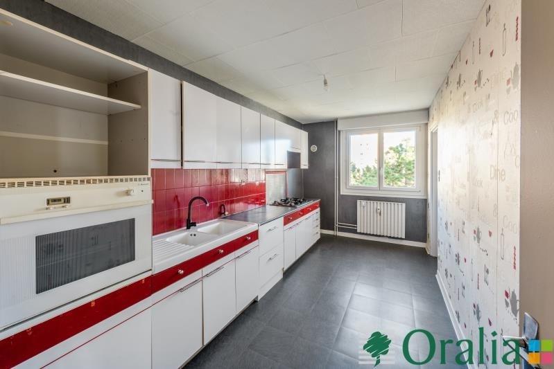 Vente appartement Dijon 135000€ - Photo 4