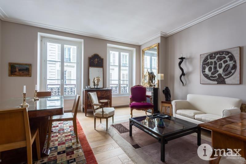 Vente appartement Paris 9ème 850000€ - Photo 2