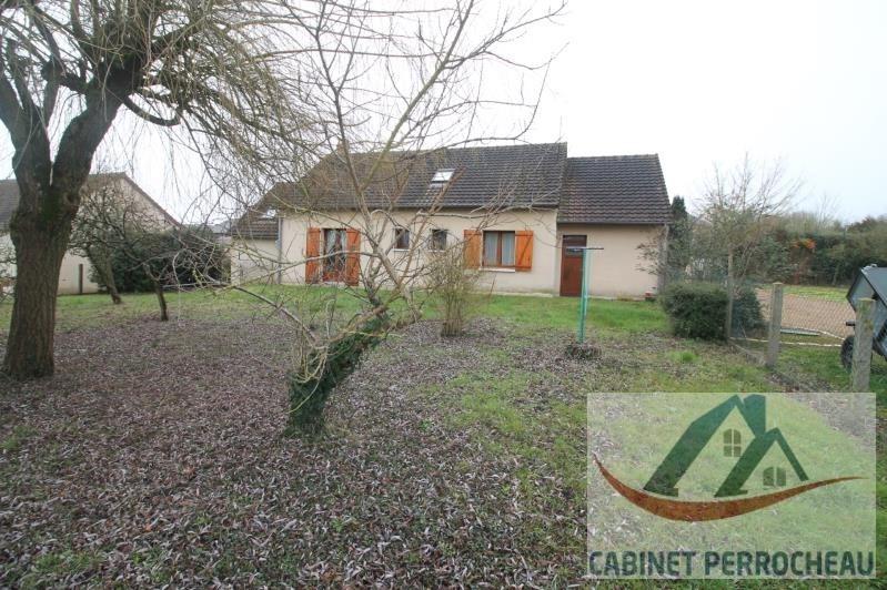 Vente maison / villa La chartre sur le loir 141500€ - Photo 14