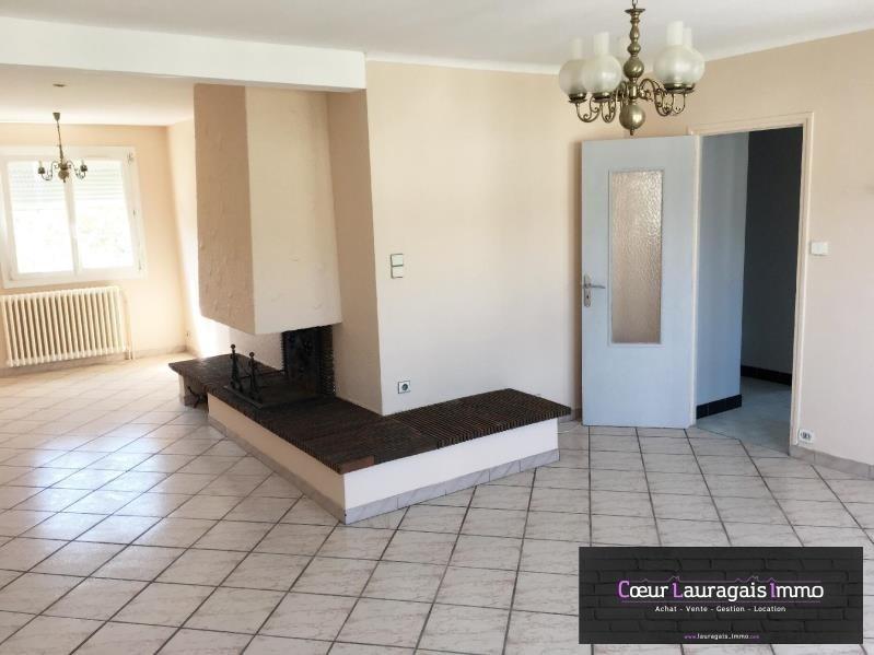 Rental apartment Quint-fonsegrives 850€ CC - Picture 2
