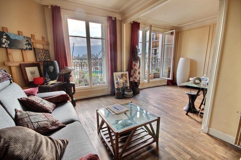 Revenda apartamento Paris 10ème 670000€ - Fotografia 3