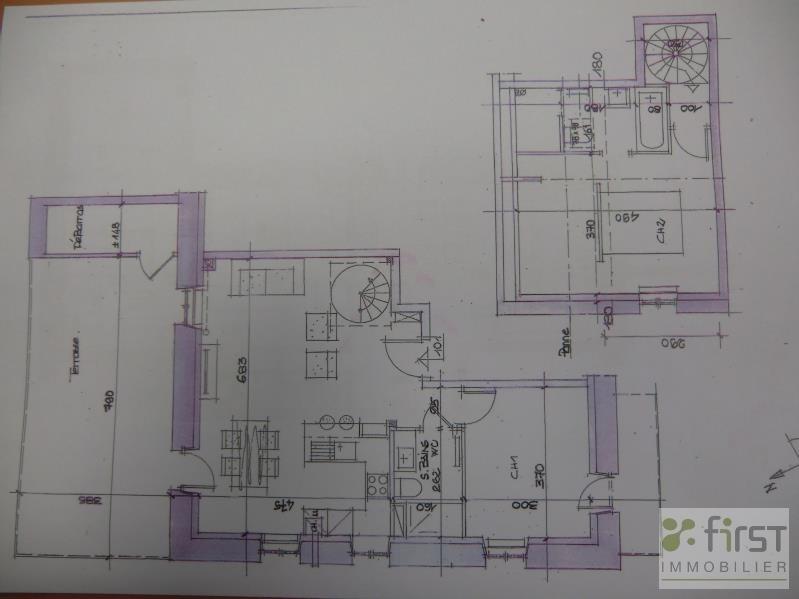 Vendita appartamento Gresy sur aix 235000€ - Fotografia 2