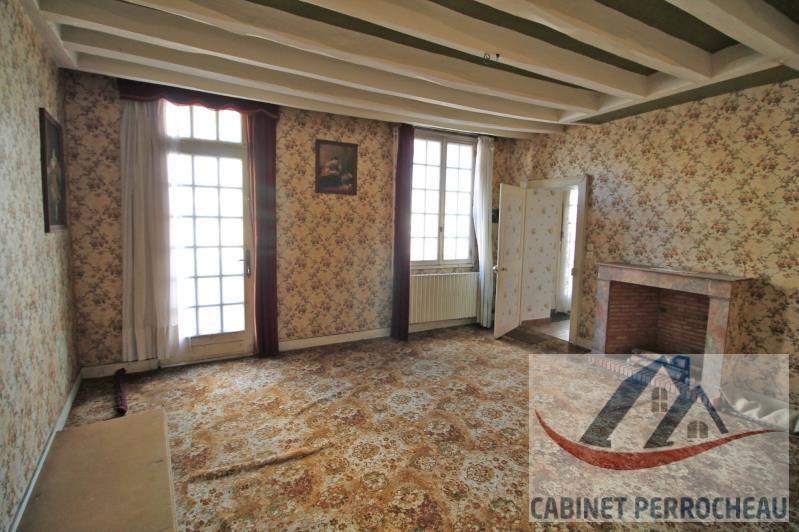 Vente maison / villa La chartre sur le loir 66900€ - Photo 5