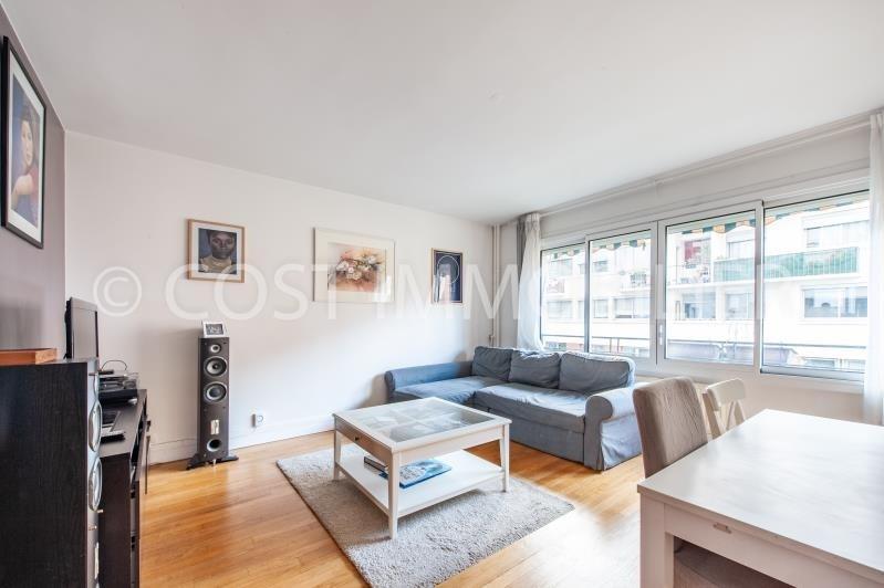 Verkoop  appartement Asnières sur seine 795000€ - Foto 2